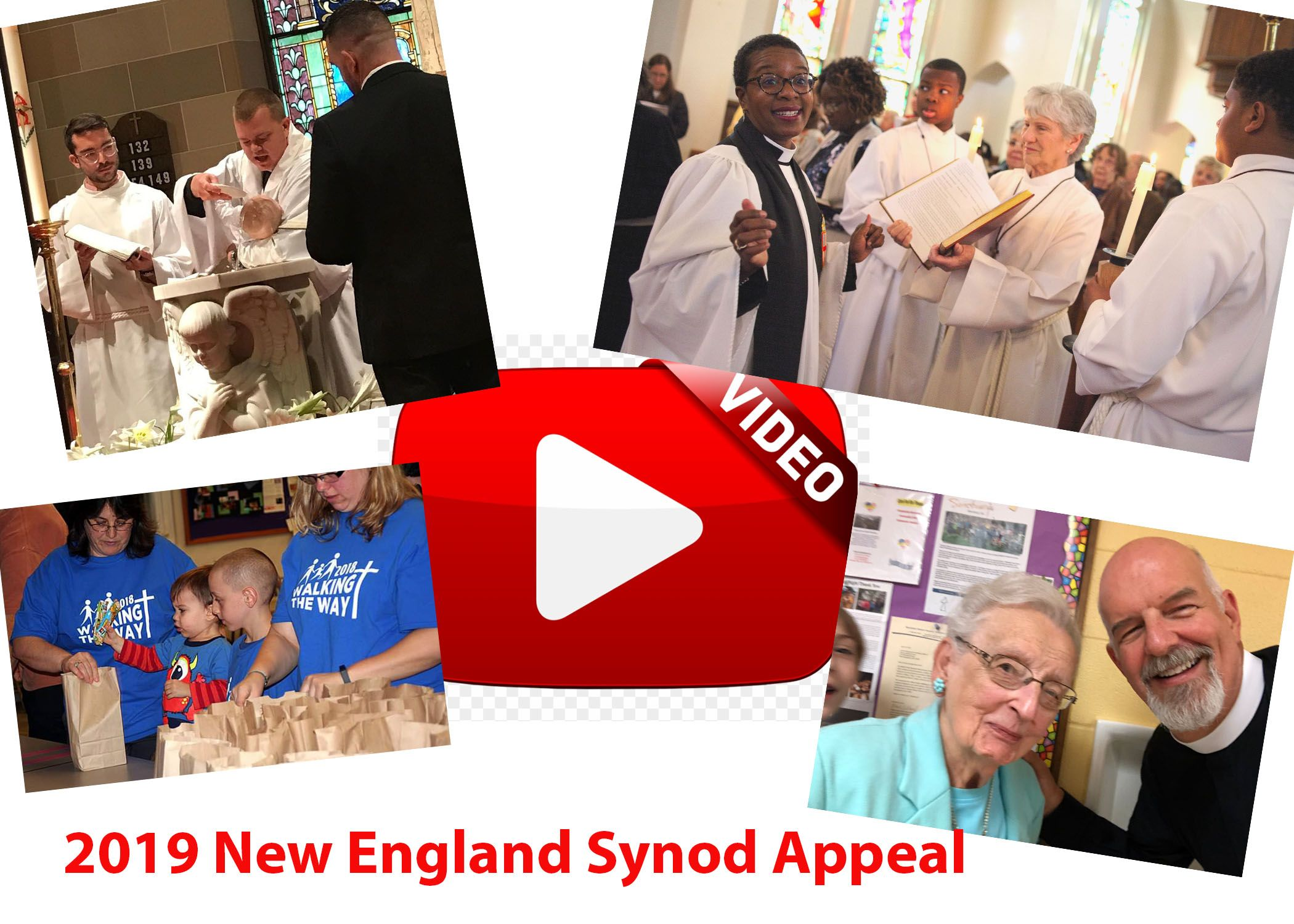 2019 New England Synod Appeal